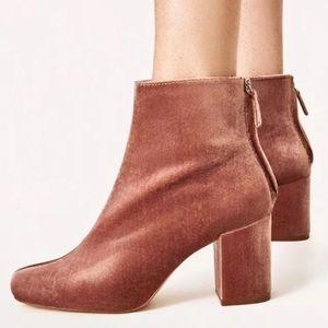 EUC Zara boots